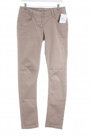 Tom Tailor Chinohose altrosa Casual-Look