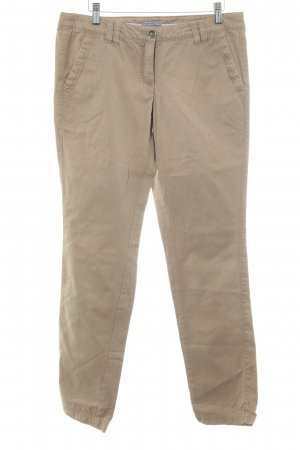 Tom Tailor Chinohose camel Casual-Look