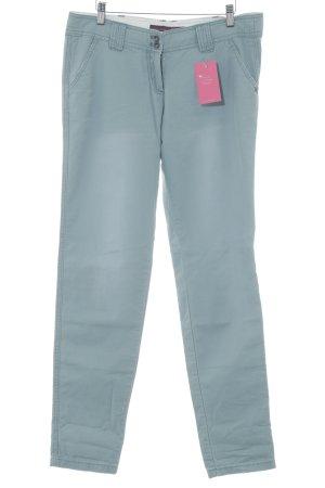 Tom Tailor Pantalone chino grigio ardesia stile casual