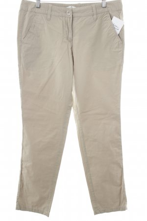 Tom Tailor Chinos oatmeal casual look