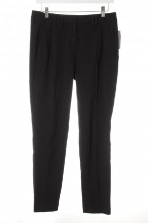 Tom Tailor Pantalone chino nero stile casual