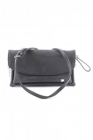 Tom Tailor Clutch schwarz Casual-Look