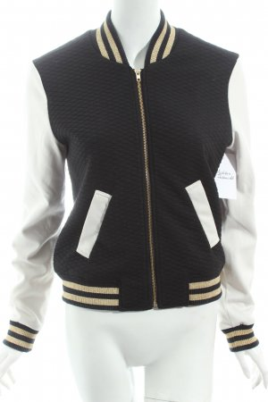 Tom Tailor Collegejacke mehrfarbig College-Look