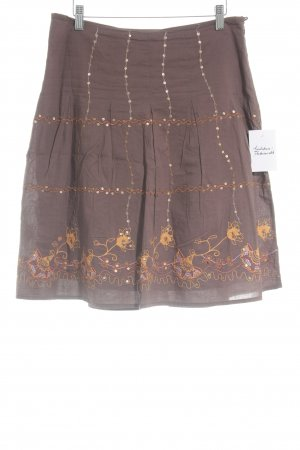 Tom Tailor Crash Skirt floral pattern casual look