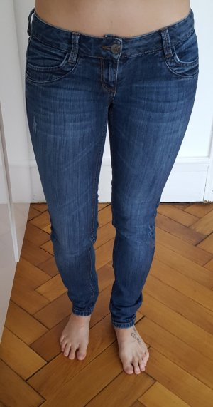 Tom Tailor Boyfriend jeans donkerblauw