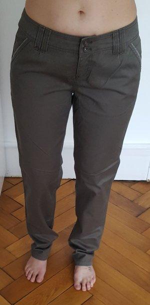 Tom Tailor Boyfriend jeans groen-grijs