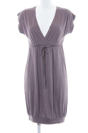 Tom Tailor Denim Balloon Dress grey lilac casual look