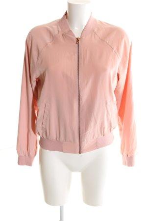 Tom Tailor Denim Blouson pink Casual-Look