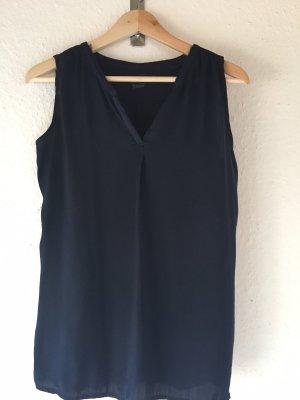 Tom Tailor Denim Bluse blau elegant