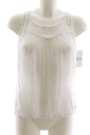 Tom Tailor Denim Camisa de mujer blanco look casual