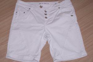 Tom Tailor Shorts white