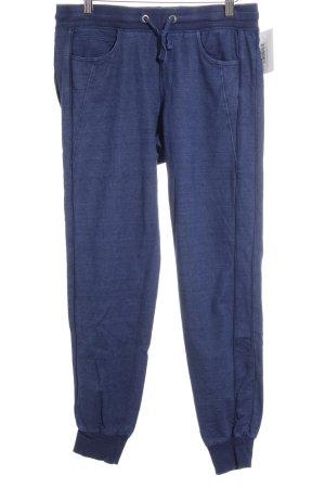 Tom Tailor Denim Low-Rise Trousers dark blue