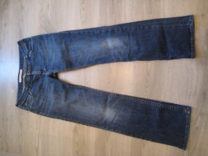 Tom Tailor Denim Jeans Gr.30 Blau