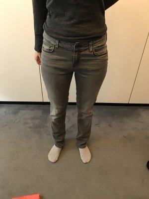 Tom Tailor Denim Jeans grau