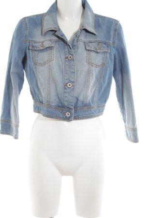 Tom Tailor Denim Denim Jacket blue jeans look