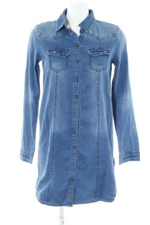 Tom Tailor Denim Jeanskleid blau Casual-Look