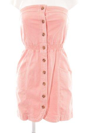 Tom Tailor Denim Jeanskleid pink Casual-Look
