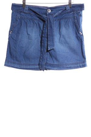 Tom Tailor Denim Jeansrock blau Casual-Look