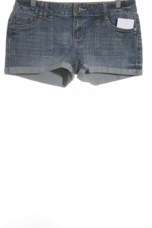 Tom Tailor Denim Jeansshorts blau Casual-Look