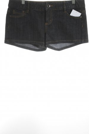 Tom Tailor Denim Jeansshorts dunkelblau Casual-Look