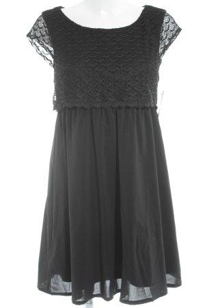 Tom Tailor Denim Shortsleeve Dress black casual look