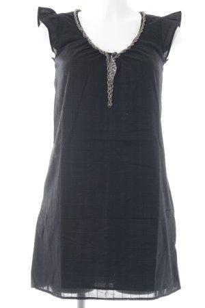 Tom Tailor Denim Shortsleeve Dress black street-fashion look