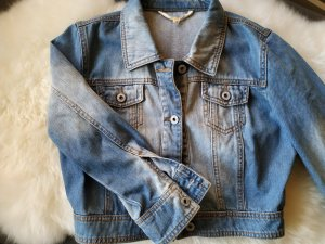 Tom Tailor Denim Veste en jean bleu azur