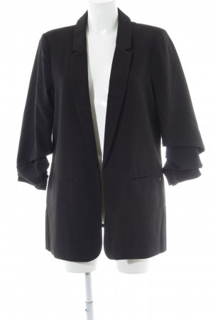 Tom Tailor Denim Long Blazer black casual look