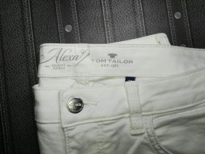 "Tom Tailor Denim Orginal! ""Alexa Jeans"", weiss, Gr. 31/32"