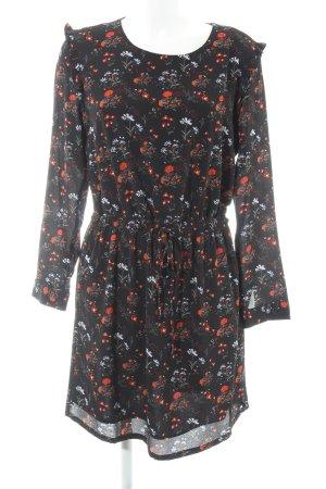Tom Tailor Denim Robe péplum motif de fleur style Boho