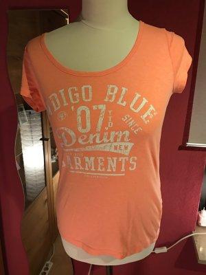 Tom tailor denim Shirt orange