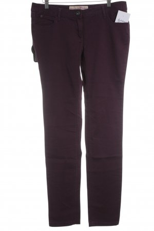 Tom Tailor Denim Skinny Jeans dunkelviolett
