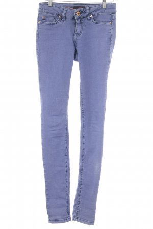Tom Tailor Denim Skinny Jeans helllila Casual-Look
