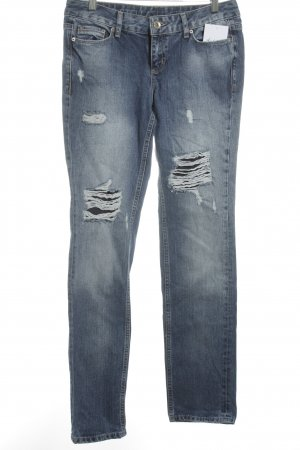 Tom Tailor Denim Slim Jeans blau-blassblau Casual-Look