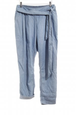 Tom Tailor Denim Stoffhose hellblau Casual-Look
