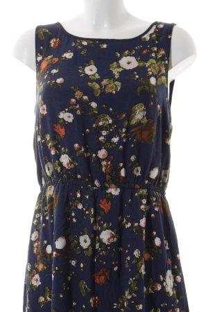 Tom Tailor Denim Strandkleid florales Muster Gypsy-Look