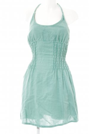 Tom Tailor Denim Beach Dress green beach look