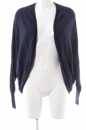 Tom Tailor Denim Knitted Coat blue casual look