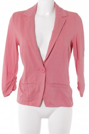 Tom Tailor Denim Sweatblazer pink Casual-Look