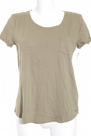 Tom Tailor Denim T-Shirt khaki Casual-Look