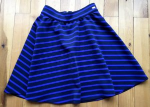 Tom Tailor Denim Circle Skirt blue-neon blue