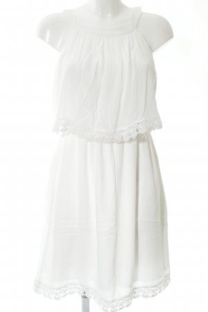 Tom Tailor Denim Flounce Dress white casual look