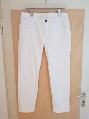 Tom Tailor Denim 7/8-jeans wit Katoen