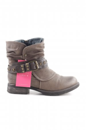 Tom Tailor Denim Western Boots brown business style