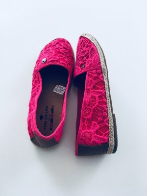 Tom Tailor Mocassins rose