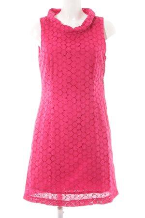 Tom Tailor Abito aderente rosa stile casual