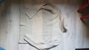 Tom Tailor Oversized Sweater natural white