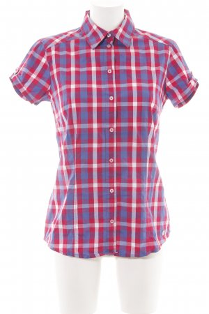 Tom Tailor Hemd-Bluse Karomuster Casual-Look