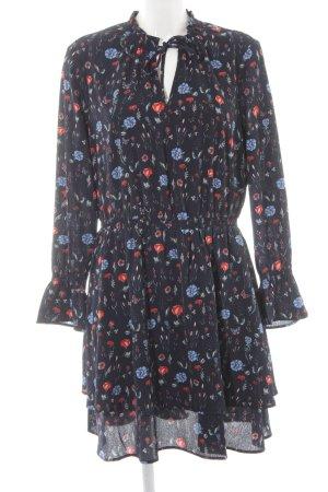 Tom Tailor Abito blusa camicia motivo floreale stile casual