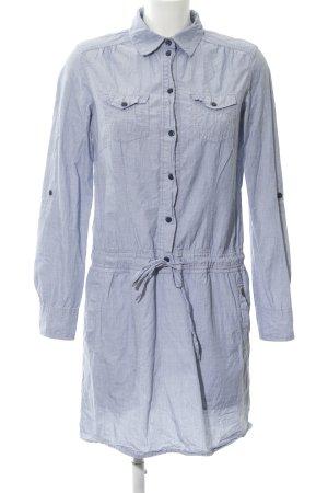 Tom Tailor Abito blusa camicia grigio ardesia stile casual